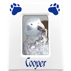 Personalized Vertical Photo Frame for Pets
