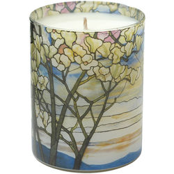 Tiffany Magnolias and Irises Scented Candle