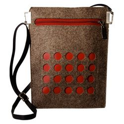 Red D+ L'il Dots Bag