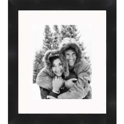 1 Inch Wide Black 20x24 Picture Frame