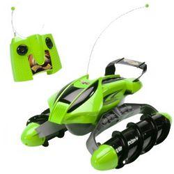 Hot Wheels Green RC Terrain Twister Vehicle