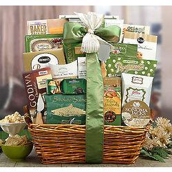 Gourmet Favorites Gift Basket