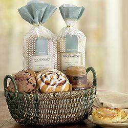 Wake Up To Wonderful Gift Basket