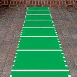 Football Field Aisle Runner