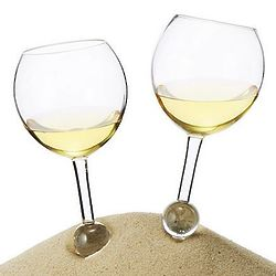 2 Outdoor Wine Glasses