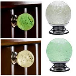 Glow-in-The-Dark Drawer Pull