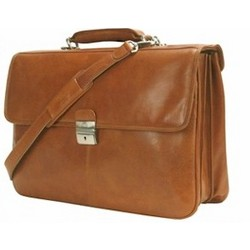 Verona Triple Section Briefcase