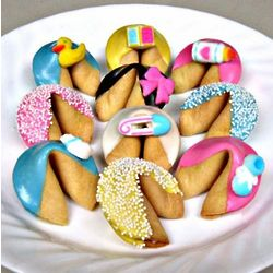 Personalized Baby Fortune Cookies
