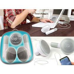500XL Desktop Earbud Speakers