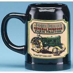 John Deere GP Tractor Stoneware Mug