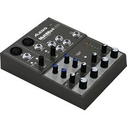 Four Channel USB Compact Audio Mixer