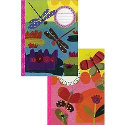 Cheery Insect Composition Notebooks