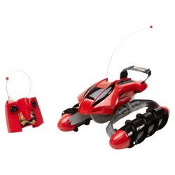 Hot Wheels Red Remote Control Terrain Twister Vehicle