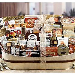 Grand Gourmet Gift Basket