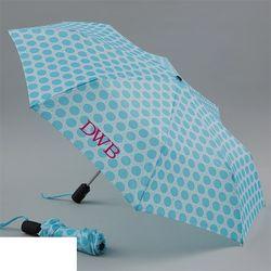 French Circle Personalized Umbrella
