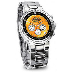 Men's Oklahoma State Cowboys Collector's Watch