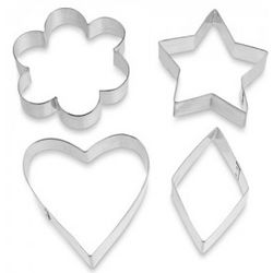 Grandma's Cookie Cutters