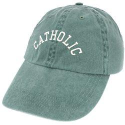 Catholic Collegiate Style Ball Cap