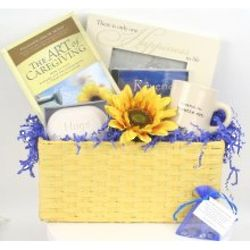 Cancer Caregiver Support Gift Basket