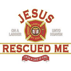 Jesus Rescued Me T-Shirt