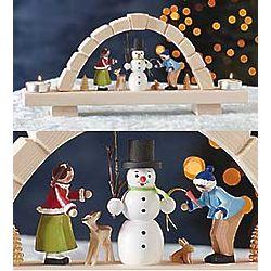 Winter Wonder Tableau Decoration
