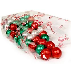 Ho Ho Ho Bag Filled with Christmas Chocolates