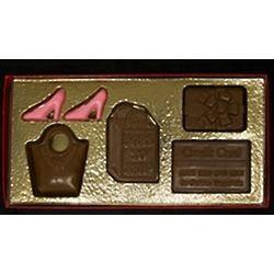 Chocolate Shopping Kit