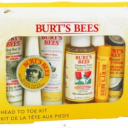 Burt's Bees Head To Toe Kit