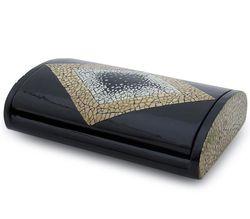 Shining Diamond Eggshell Mosaic Jewelry Box