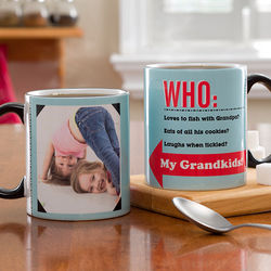 Who Loves You Personalized Coffee Mug
