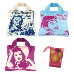 Envirosax Pepsi Heritage Reusable Shopping Bags
