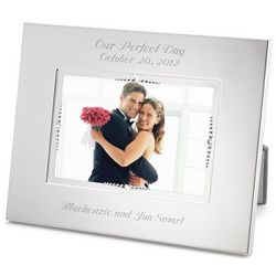 Waterford Lismore Beaded Picture Frame
