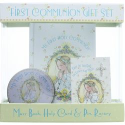 First Communion Gift Set for Girl