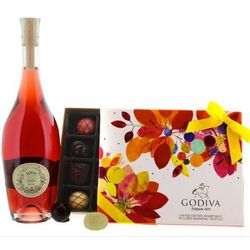 Sofia Rose and Limited Edition Godiva Gift Set