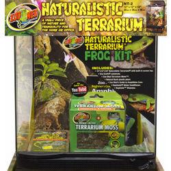 Naturalistic Terrarium Frog Kit