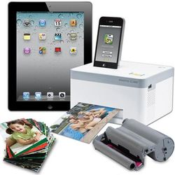 iPhone and iPod Touch Photo Printer