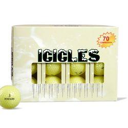 Lemon Golf Balls