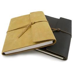 Leather Bound Writer's Journal
