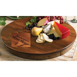Personalized Bistro Lazy Susan