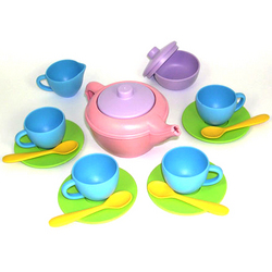 Eco-Friendly Tea Set