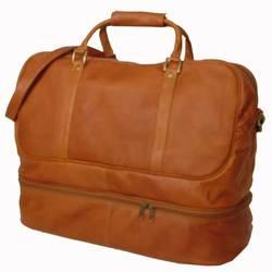 False-Bottom Sport Bag