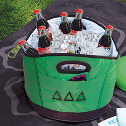 Greek Personalized Party Cooler