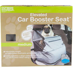 Elevated Car Booster Seat