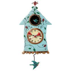 Bluebird Clock