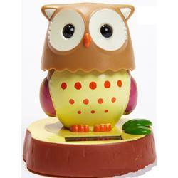 Sunny Outlook Solar Owl