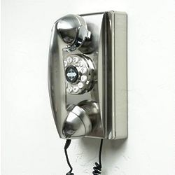 Grand Wall Mounted Retro Telephone