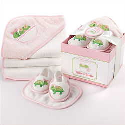 Tillie the Turtle Bath Time Gift Set