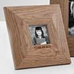 Classic Wood Graduation Frame