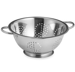 Natural Aluminum Legendary Colander