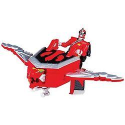 Power Rangers Lion Zord Mega Ranger Fire Action Figure